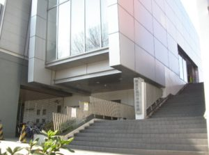 高円寺体育館 外観3