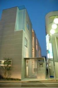 イクスピットイン 203号室 中野区大和町2丁目 賃貸物件 都立家政駅 外観