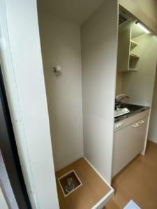 アジュール中野 202号室 中野区中野3丁目 賃貸物件 中野駅 洗濯機置場