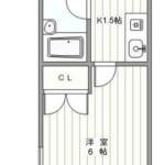 マイキャッスル新高円寺 501号室 杉並区梅里2丁目 賃貸物件 新高円寺駅