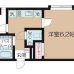マリ・クレール荻窪203号室 杉並区荻窪3丁目 賃貸物件 荻窪駅