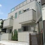 中野駅徒歩10分 賃貸アパート 1K オートロック 浴室乾燥機付き